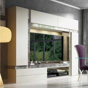 Mueble de TV Piedra
