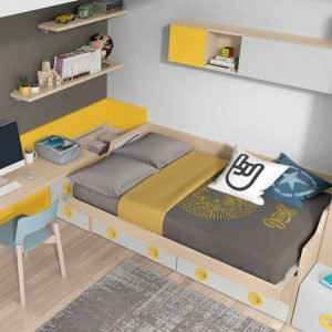Dormitorio Evo Wow