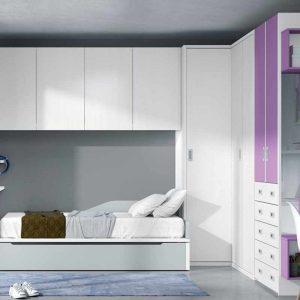 Dormitorio Nido Lila