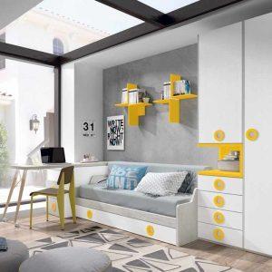 Dormitorio Summer