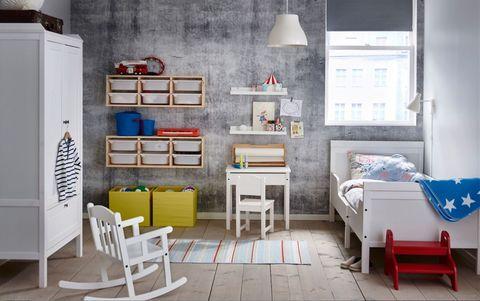 Cómo decorar el dormitorio infantil ideal